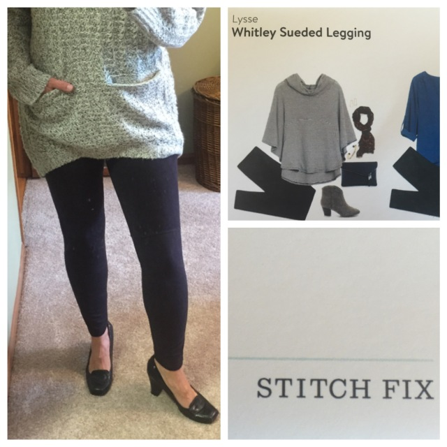Whitley Sueded Legging by Lysse...Stitch Fix
